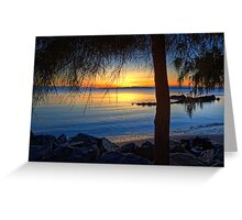 Suttons Beach • Redcliffe Greeting Card