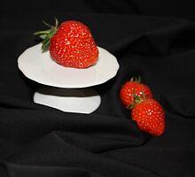 Strawberry Tea by AnnDixon