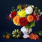 autumn arrangement  by torishaa