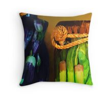 Vegetable Decor Throw Pillow