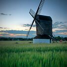 Pitstone Windmill by Mark Thompson