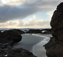 Rocky Shore by RFA-Photography