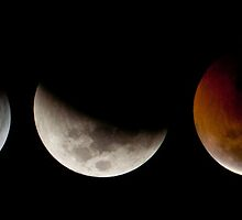 Blood Moon (Eclipse) by Puggs