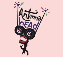 Antenna Head Kids Clothes