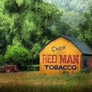 Chew Red Man by Lori Deiter