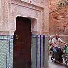 Moroccan Alley by Lana Callaby