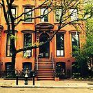 Trees Grow in Brooklyn  by Vivienne Gucwa