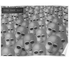 Odd One Out Poster