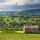 Barn with a view by Andrew Leighton