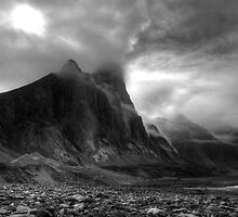 Morning Cloud - Thor Peak, Auyuittuq National Park, Canada by Phil McComiskey