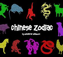 """Chinese Zodiac"" by Michelle Lee Willsmore"