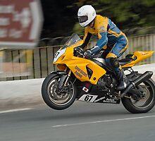 Alan Connor Isle of Man TT 2011 by Stephen Kane