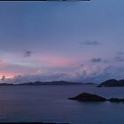 ST JOHN SUNSET by XStina