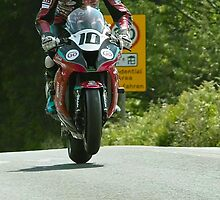 Conor Cummins Isle of Man TT 2011 by Stephen Kane