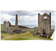 Copper Mine Ruins Poster