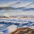 Crashing Waves by ddonovan