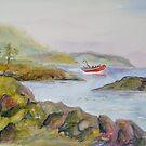 Whalers Appear by ddonovan