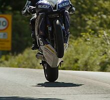 Dan Kneen Isle of Man TT 2011 by Stephen Kane