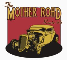 The Mother Road by Steve Harvey