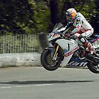 11 Gary Johnson Isle of Man TT 2011 by Stephen Kane