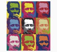 Weiner Warhol by sensameleon