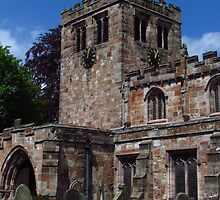 St Lawrence, Appleby, Cumbria by wiggyofipswich