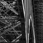 Underbelly of the Bridge by Steven Olmstead