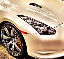 Nissan GTR by Bob Wall