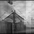 Sleepy towns and grain sidings by Melissa Drummond