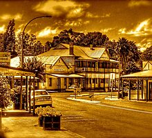 Nannup Hotel - Nannup South West. WA.  by HG. QualityPhotography