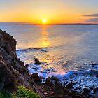 Sunset - The Pinnacles, Cape Woolamai, Phillip Island by Ryan Cawse