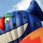 Smile - Piko Loves You - Balloon Festival by Edward Fielding