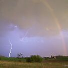 Electric Rainbow by JoeDavisPhoto