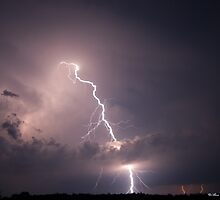 Mosher Hill Storm by Alana Ranney