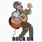 Rock On by Sally Sargent