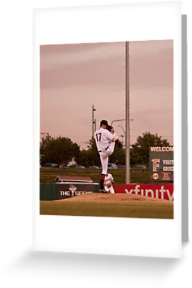 Giants Pitcher Barry Zito - Triple A Rehab by Buckwhite