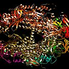 Protein Structure - MedILS art by MedILS