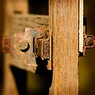 Door Latch! by vasu