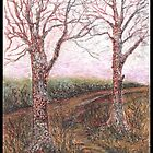 trees by elena7