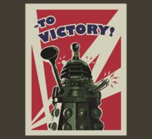 Daleks... TO VICTORY! by Lordy99
