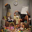 Room Thirty/Three - Paternity by Sniperphotog