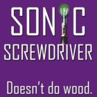 Sonic Screwdriver by deelee
