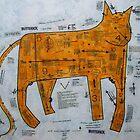 Kit Set Cat by Bonnie coad