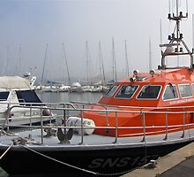 Lifeboat by John Thurgood