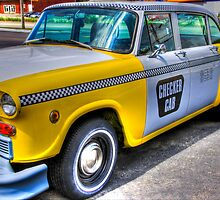 Big Yellow Taxi by Sevastra