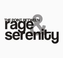 Rage and Serenity by padaleski