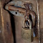 Old Lock  by Melissa-Louise
