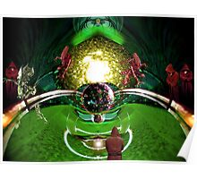 """The Elohim's """"Portal to Parallel Universes"""" Poster"""