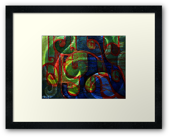 abstract scrolls by LastChance