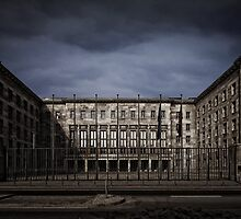 Ministry of Aviation Berlin by Rumtreiber